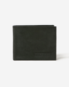 Stitch & Hide Casper Wallet - Black