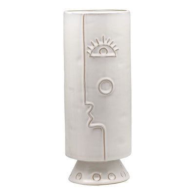 Madras Link Picasso Face Vase