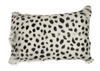French Country Leopard Print Cushion