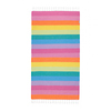 Hammamas Towel - full rainbow, Turkish Cotton