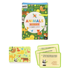 Petite Collage Animal Trivia Cards