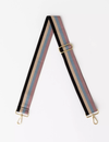 Stella and Gemma Bag Strap - Pastel Stripe