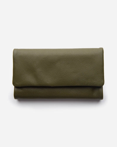 Stitch & Hide Paiget Wallet - Olive