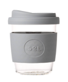 Sol Cup 8oz Cool Grey