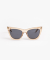 Stella and Gemma Sunglasses - Clara Trans Brown
