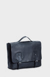 Elk Budal messenger bag, leather satchel, work, briefcase, smart, backpack
