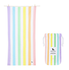 Dock and Bay Unicorn Waves beach towel