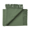 Weave Nevis Wool Throw - Meadow