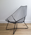 Ico Traders Piha Lounger - Black