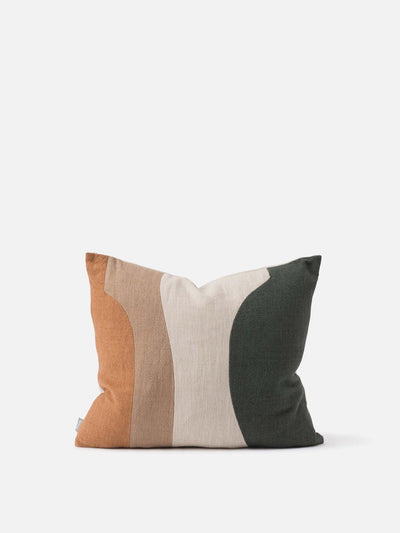 Citta Form Study No. 1 Patchwork Cushion 55 x 45cm