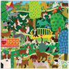 Eeboo Puzzle - Dogs In The Park