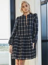 Zoe Kratzmann Bid Dress - Black & White Check