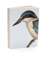 100% NZ Kingfisher Notebook