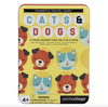 Petit Collage Cats & Dogs Magnetic Travel Game