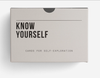 The School of Life - Know Yourself Prompt Cards