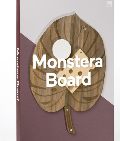 Doiy Secret Board - Monstera