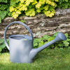 Burgon & Ball Waterfall Watering Can 5 Litre - Slate