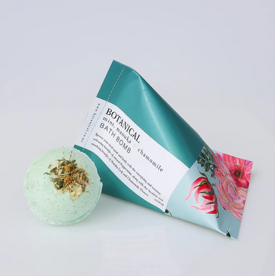 Botanical Bath Bombs