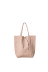 Citta florence leather tote, nz, rose
