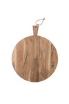 Citta acacia round chopping board nz pizza