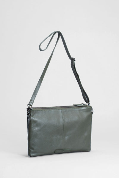 Elk Flon Large Bag - Army Green