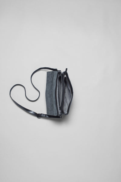 Elk Flon Large Bag - Black