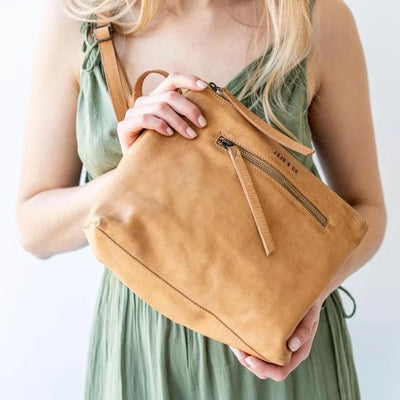 Juju Large Essential Pouch - Natural
