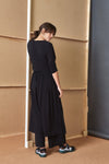 Kowtow Building Block Dancer Dress - Black W19