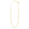 Rubyteva Neha Jewelled Choker - Gold