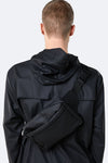 Rains Waist Bag - Black