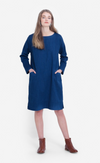 Elk Carrie Dress Indigo