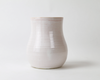 Robert Gordon Botanica Vase large, rose quartz glaze