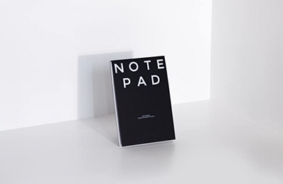 Octagon Design Note Pad