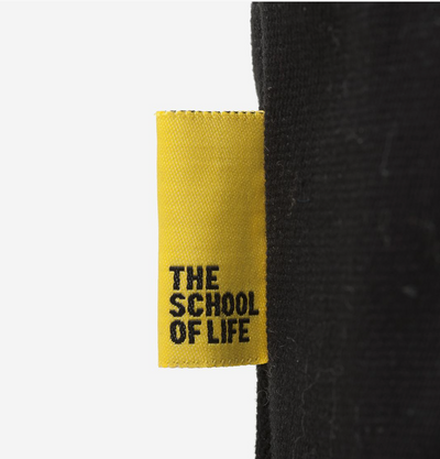 "The School of Life ""No One Is Normal"" Tote Bag"
