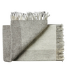 Weave St Bathans Throw - Charcoal