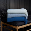 Weave St Ives Wool Throws