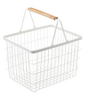 Yamazaki Tosca Laundry Basket Small with Handles