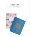 Rifle Paper Co Bon Voyage Notebooks/Pack 2