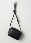 Citta Dixon leather bag, boxy bag, jungle, rose, black,