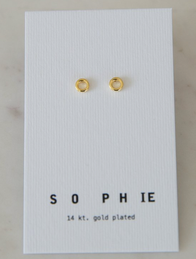 SOPHIE Oh My Stud Earrings