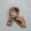 SOPHIE Gingham Maxi Scarf