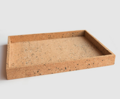 Cork, desk accessories, cool desk organiser, cool cork, Scandi cork, Milligram NZ,