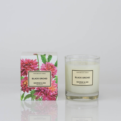 George & Edi Perfumed Candle