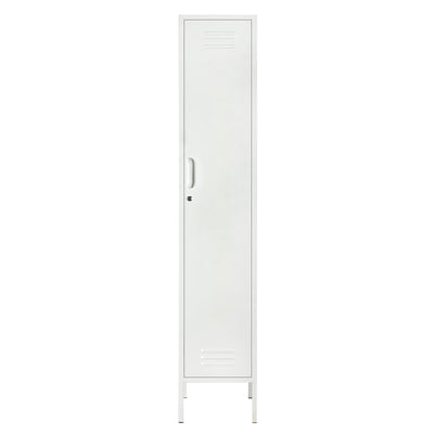 Mustard Made Skinny Locker NZ White