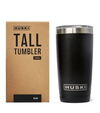 Huski Tall Tumbler - Black (500ml)