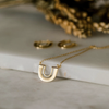 Silver Linings Zulu Necklace - Gold
