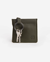 Stitch & Hide Key Pouch - Olive