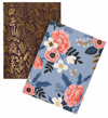 Rifle Flower Garden Pocket Notebooks/Set 2