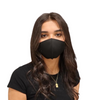 Queen Of The Foxes Face Masks 3pk - Black, unisex