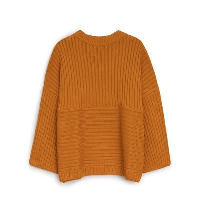 Kowtow Direction Jumper - Marigold